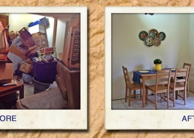 Dining Room | A&E Hoarders