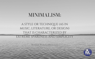 The Minimalist Mindset