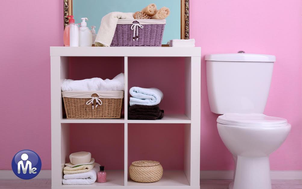 Bringing Organization to the Bathroom