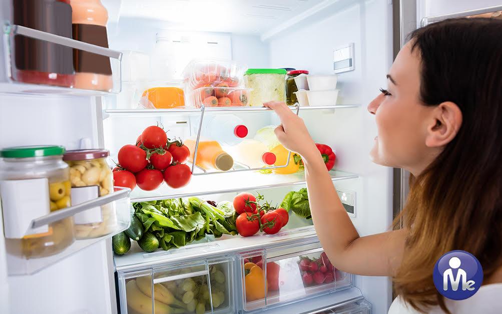 Refrigerator Organizing Tips